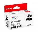 Canon PFI-1000 tintapatron fotó fekete (eredeti)