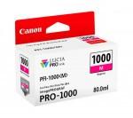 Canon PFI-1000 tintapatron magenta (eredeti)
