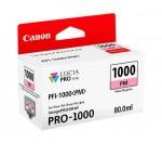 Canon PFI-1000 tintapatron fotó magenta (eredeti)