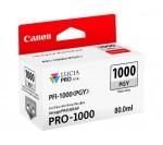 Canon PFI-1000 tintapatron fotó szürke (eredeti)