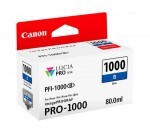 Canon PFI-1000 tintapatron blue (eredeti)