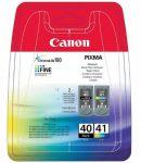 Canon PG-40 + CL-41 multipack (eredeti)