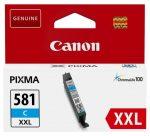 Canon CLI-581 XXL tintapatron ciánkék (eredeti)
