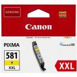 Canon CLI-581 XXL tintapatron sárga (eredeti)
