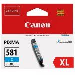 Canon CLI-581 XL tintapatron ciánkék (eredeti)