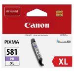Canon CLI-581 XL tintapatron fekete fotó (eredeti)