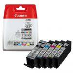 Canon PGI-580 / CLI-581 - PG Bk/C/M/ Y/Bk Multipack (eredeti)