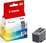 Canon CL38 tintapatron színes (eredeti)