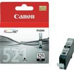 Canon CLI521 tintapatron fekete (eredeti)