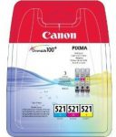 Canon CLI521 multipack C/M/Y (eredeti)