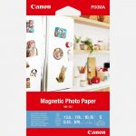 Canon 10x15 cm MG101 5 ív 670 gramm mágneses fotópapír