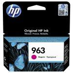 HP 3JA24AE / 963 tintapatron magenta (eredeti)