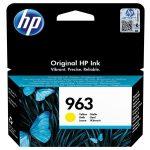 HP 3JA25AE / 963 tintapatron sárga (eredeti)