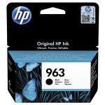 HP 3JA26AE / 963 tintapatron fekete (eredeti)
