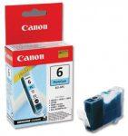 Canon BCI6 tintapatron ciánkék fotó (eredeti)