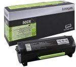 Lexmark 50F2X0E fekete toner Extra High Corporate (eredeti) MS410