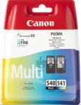 Canon PG540 + CL541 multipack (eredeti)