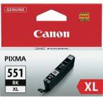Canon CLI551XL tintapatron fekete (eredeti)
