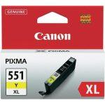 Canon CLI551XL tintapatron sárga (eredeti)