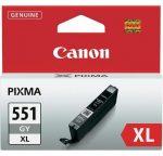 Canon CLI551XL tintapatron szürke (eredeti)