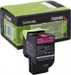 Lexmark 70C2HM0 (702HM) toner magentaen 3K(eredeti) CS310/410