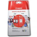 Canon PG-545XL + CL-546XL + 10x15 GP501 multipack (eredeti)