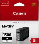 Canon PGI1500XL tintapatron fekete (eredeti)