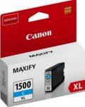 Canon PGI1500XL tintapatron ciánkék (eredeti)