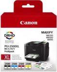 Canon PGI2500XL multipack BK/C/M/Y(eredeti)