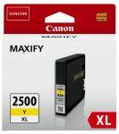 Canon PGI2500XL tintapatron sárga (eredeti)
