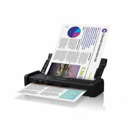 Epson Workforce DS-310 hordozható Szkenner