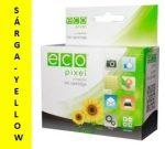 """Epson T02W4 / 502XL tintapatron sárga """"ECOPIXEL"""" (utángyártott)"""