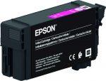 Epson T40C3 tintapatron magenta 26ml (eredeti)