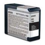 Epson T5808 tintapatron matt fekete 80ml (eredeti)