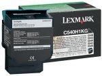Lexmark C540H1KG toner fekete (eredeti)