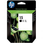 HP C6615DE tintapatron fekete No.15 (eredeti)