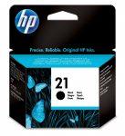 HP C9351C / 21XL tintapatron fekete (eredeti)