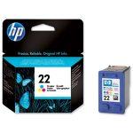 HP C9352AE / 22 tintapatron színes (eredeti)
