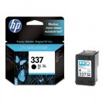 HP C9364EE tintapatron fekete No.337 (eredeti)