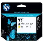 HP C9384A fotóead M.fekete&sárga No.72 (eredeti)