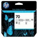 HP C9410A nyomtatófej Gloss/szürke No.70 (eredeti)