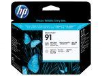 HP C9463A nyomtatófej fotófekete&light Gr No.91 (eredeti)