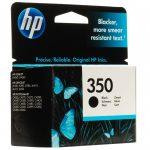 HP CB335EE tintapatron fekete No.350 (eredeti)