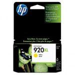 HP CD974AE tintapatron sárga 0,7k No.920XL (eredeti)