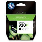 HP CD975AE tintapatron fekete 1,2k No.920XL (eredeti)