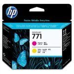 HP CE018A nyomtatófej M/Y No.771 (eredeti)