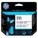 HP CE019A nyomtatófej LM/LC No.771 (eredeti)