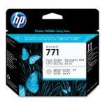 HP CE020A nyomtatófej fotóB/LG No.771 (eredeti)
