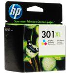 HP CH564EE tintapatron színes 8ml No.301 XL (eredeti)