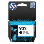 HP CN057AE tintapatron fekete No.932 (eredeti)